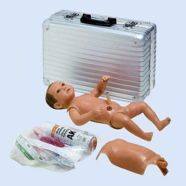 Koffer voor verpleegkundige baby-oefenpop (CLA 20)