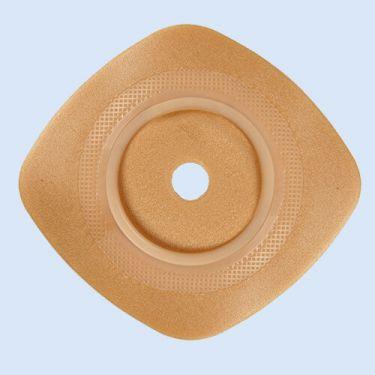 EuroTec oefenplak, 2-delig, met flens 57mm, verp. à 5 stuks