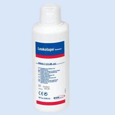 Leukotape Tape Remover,  350ml., verp. 1 fles