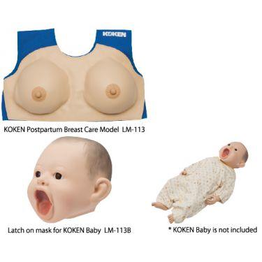 Borstvoeding simulatie set