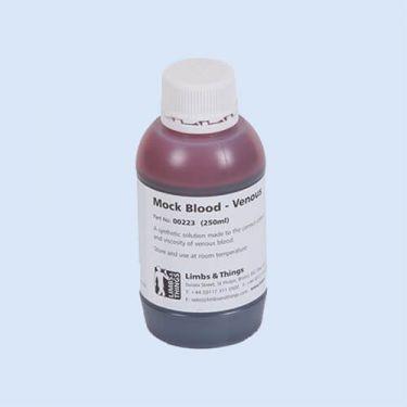Veneus kunstbloed fles à 250 ml.