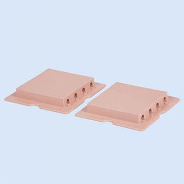 Advanced Chest Drain Pad voor model LT60230 Chest Drain & Needle Decompression Trainer, verp. à 2 stuks