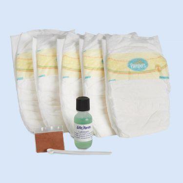 Life/form® Micro-Preemie Simulator Consumables Kit