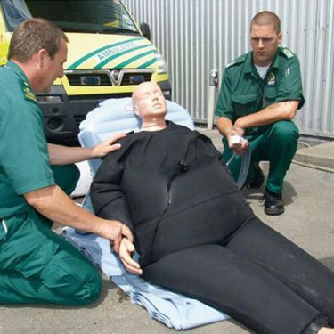 BARIATRIC (Obese) Rescue suit