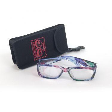 Dronkemansbril met gevarenset