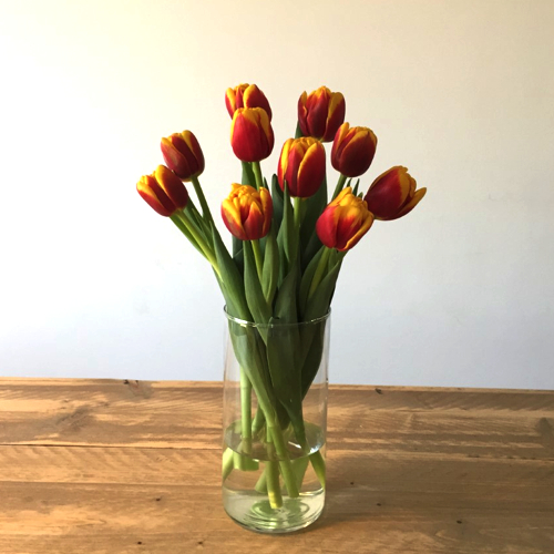Bloemengroet